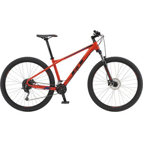 "GT Bicycles Avalanche Comp 29"" gloss red/black/deep navy"